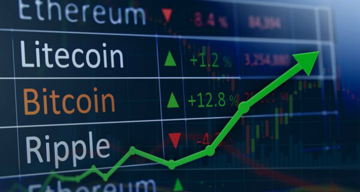 Cryptos make a gradual comeback