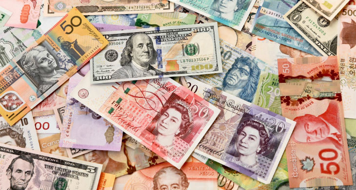 Types of forex currency pairs