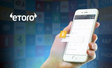 eToro raises 100$m to Fund Blockchain Technologies