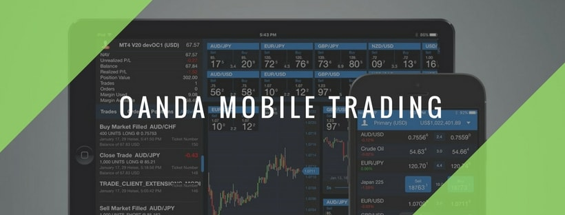 oanda mobile trading