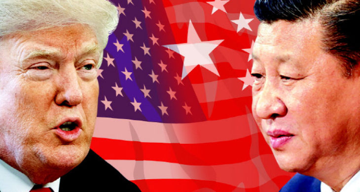 US-China Dispute puts NFP into background