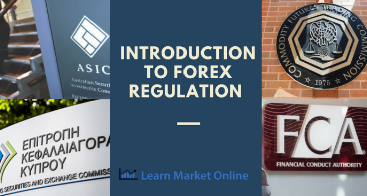 An Introduction to Forex Regulation and Legislation