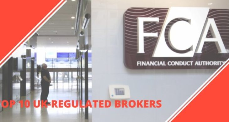 Top 10 UK-regulated Forex Brokers