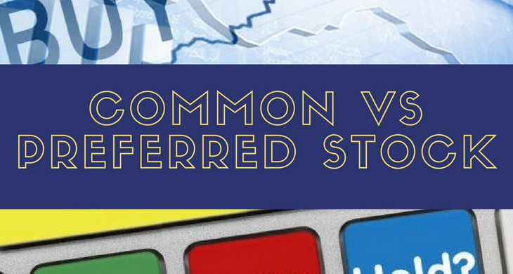 What are the differences and similarities between common and preferred stock?